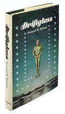 Samuel R Delany / Driftglass Signed 1971
