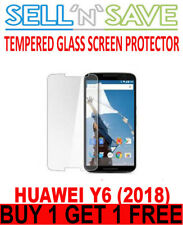 Tempered glass screen protector for Huawei Y6 (2018)