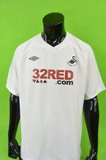 2010-2011 Umbro Swansea City AFC Home Football Shirt SIZE 2XL (XXL adults)