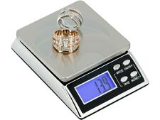 2000g x 0.1g Household Jewelry Digital Scale Electronic Pocket Scale