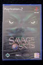 PS2 : SAVAGE SKIES - Nuovo, sigillato ! Appassionanti combattimenti volanti !