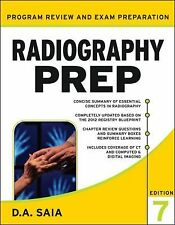 Radiography PREP Program Review and Exam Preparation, Seventh Edition used no cd