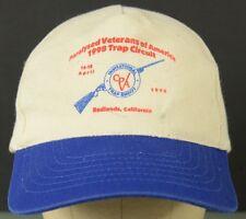 Paralyzed Veterans of America 1998 Trap  baseball hat cap adjustable snapback