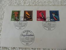 Erstausgabebrief Jugendmarken 1963