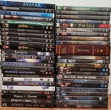 Huge Lot of Sci-Fi / Fantasy Dvd's - You Pick! See Description