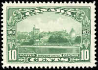 1935 Mint H VF Canada Scott #215 10c King George V Issue Stamp