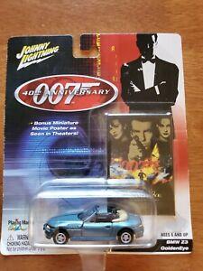 Johnny Lightning James Bond 007 Goldeneye BMW Z3