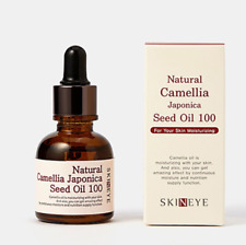 Skineye Natural Camellia Japonica Seed Oil100% Safe use for baby's skin 20ml
