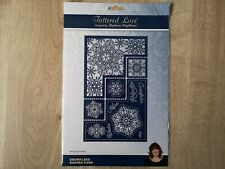 Tattered Lace Snowflake Shaped Card Die Set
