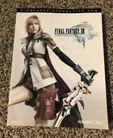 Final Fantasy XIII 13 The Complete Official Game Strategy Guide Piggyback 2010