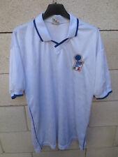 Maillot ITALIE ITALIA maglia vintage shirt blanc away calcio collection XL