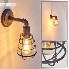 Applique Retro Lampe murale Lampe de corridor Spot Rouille Éclairage de salon