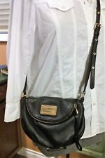 MARC JACOBS Classic Q ��Natasha�� cross-body handbag purse.