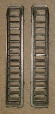 BOTH SIDES 1971 Buick Electra Estate Wagon Grille to Bumper trim molding LH RH