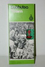 Old Subbuteo Football Team - C100 Ref 41 - Liverpool All Red Kit - Good Cond