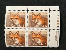 "Jps_Stamps! #1159. ""Mammal Definitives, Red Fox - Ur"" (Pristine Condition)"