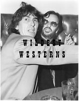 GEORGE HARRISON photo RINGO STARR Beatles Party VINTAGE ORIGINAL CANDID smoking