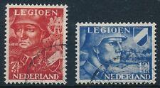Nederland 1942 Legioenzegels NVPH 402-03
