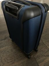 NEW Tumi Gen 2 Lightweight Continental 4-Wheel Carry-on Luggage Navy