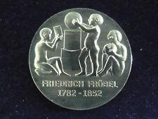 DDR.  5 Mark, 1982, Fröbel, Cu/Ni/Zn.! orig.! St.!