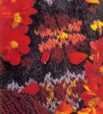 Spin-off magazine fall 1992: Lichen Dye Primer, earrings, shimmering scarf +