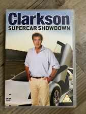 DVD Jeremy Clarkson Supercar Showdown