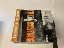 Bruce Springsteen   2 CD   Rising (2003, CD/DVD, Tour Edition) MINT/EX
