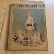 Mrs H C Cradock / Honor C Appleton - Josephine And Her Dolls - in Jacket - 1920s