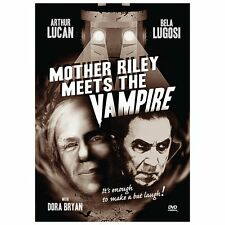 MOTHER RILEY MEETS THE VAMPIRE ( MY SON )  BELA LUGOSI  VCI  USA  DVD  NEW