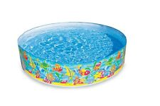Quick Snapset Pool INTEX, 183 cm Ø Kinderpool  Badespaß Kinder Wasser