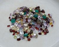 natural gem mix loose parcel lot over 200 carats