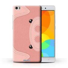 Unifarbene für das Xiaomi Mi 4 Handyhüllen & -taschen aus Kunststoff