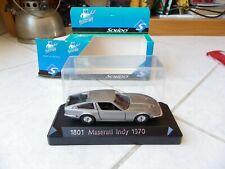 Maserati Indy 1970 1801 Solido 1/43 Miniature