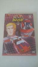 MASK LES CHEVALIERS DE NOTRE TEMPS - VOLUME 1 EPISODES 1 A 4 - DVD