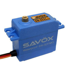 Savox SW-0231MG Waterproof Metal Gear Servo .15s / 208oz Traxxas T-Maxx Revo 3.3