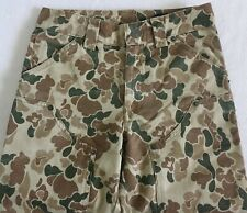 Polo Ralph Lauren Big Boys Rugged Camo Cotton Carpenter Pants Size 14 NWT