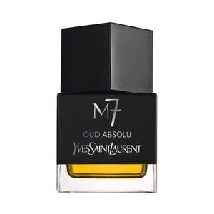 Yves Saint Laurent M7 Oud Absolu - 80ml Eau De Toilette Spray.