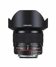 Samyang UMC 14mm f/2.8 IF AS Lens