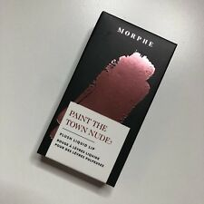 Morphe Paint The Town Nude Lipstick Set-Authentic ! 💋