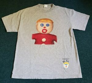 Vintage Mr Bill Oh Nooo!!! Graphic 90s T Shirt Large