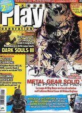 Play Generation 2015 10 ottobre#Metal Gear Solid V,ppp