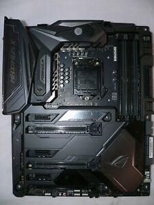 Asus Rog Maximus X Formula LGA1151 DDR4 M.2 HDMI WiFi Motherboard Latest Bios