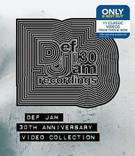 Def Jam 30th Anniversary Video Collection (DVD, Only  Best Buy) BRAND NEW