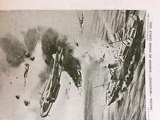 m17a4 ephemera 1920s book plate r a f bristol beauforts torpedo enemy ship ww2