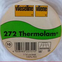 0,5m Freudenberg Volumenvlies Thermolam 272 Vlieseline 90cm breit
