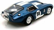 1965 Shelby Cobra Daytona Coupe #98 Blue 1/18 Diecast Shelby Collectibles Sc130
