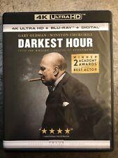 The Darkest Hour [4K Ultra HD/Blu-ray][2017]