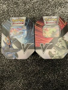 Pokemon Battle Styles - V Strikers Tin Tyranitar + Empoleon Factory Sealed NEW