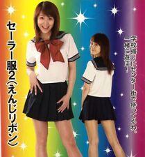 Japanese High School Girl JK Uniform Sailor Cosplay Costume $50. NWT