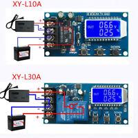 6-60v 10/30A Lead-acid Solar Battery Charge Controller Switch 12v 24v 36v 48 U_M